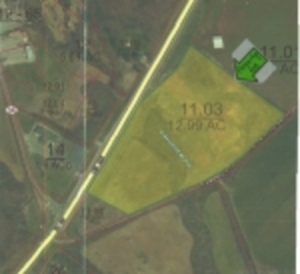 Property 108-Bank-Owned 11.8 +/- Acres in Pikeville, TN