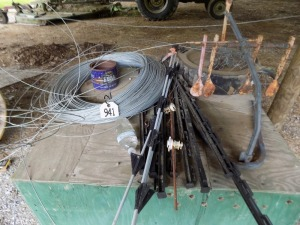 Misc Wire & Electric Fence Posts
