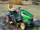 John Deere LA 145 Lawnmower 100 Series Hydrostat