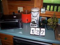 Kitchen-toasters, coffee maker, crock pot