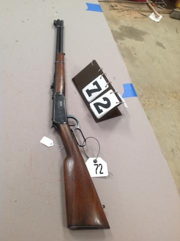 Winchester Model 94  30 WCF SN: 1415181