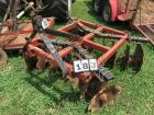 16 Disc HI-Co cutting harrow