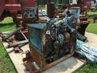 Newman #8-B Sizer/planer and power unit