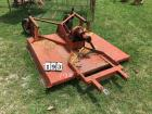 Rotary Mower 2 point hitch (needs tractor end of the PTO)
