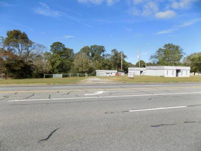 Large Commercial Corner Lot