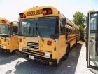 1997 Bluebird 72 Passenger Bus #48 Placed into Service 1/14/97 DRIVABLE Odometer 197,883