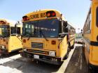 1996 Bluebird 36 Passenger Bus #314 Placed into Service 5/24/95 DRIVABLE (Has Lift) Odometer 303,966