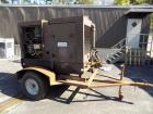 Generator on Trailer - Military - 30kw Westinghouse Model CE301A
