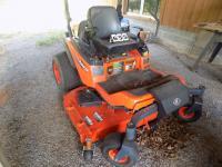 Grasshopper 428D 1921 hrs - M172 deck zero turn mower # 5216818