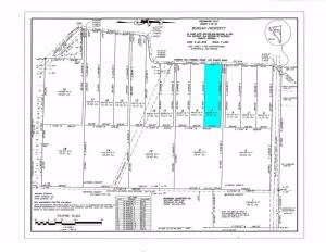 Tract 7 is 12.26+/- Acres of the 417.88+/- Burgan Property