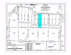 Tract 9 is 10.57+/- Acres of the 417.88+/- Burgan Property