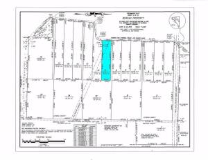 Tract 11 is 10.53+/- Acres of the 417.88+/- Burgan Property