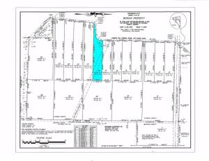 Tract 12 is 11.55+/- Acres of the 417.88+/- Burgan Property