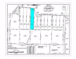 Tract 13 is 15.31+/- Acres of the 417.88+/- Burgan Property