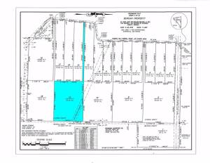 Tract 14 is 35.39+/- Acres of the 417.88+/- Burgan Property