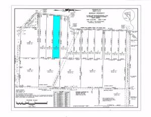 Tract 15 is 15.48+/- Acres of the 417.88+/- Burgan Property